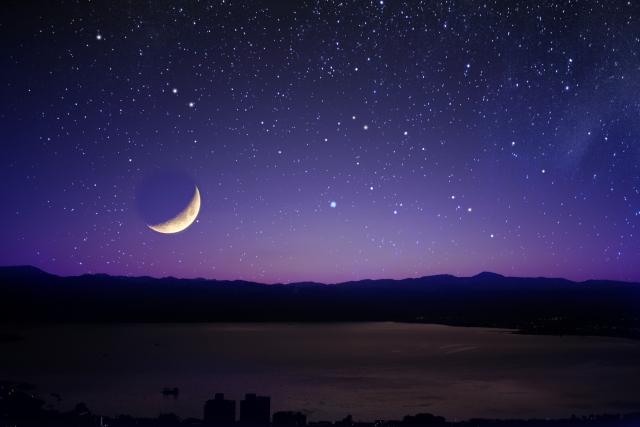 スカイツリーのプラネタリウムの三日月シートを体験!寝ながら星空を見渡そう