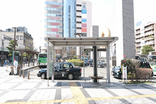 錦糸町駅からの行き方は4通り