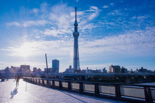 錦糸町駅からスカイツリーまでバスと電車どっち?おすすめの行き方順に紹介