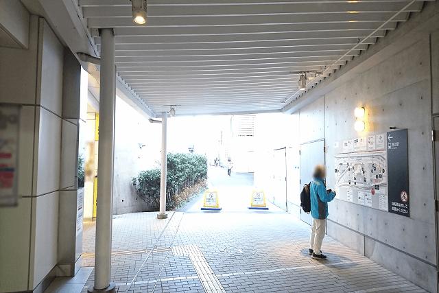 とうきょうスカイツリー駅から押上駅まで徒歩約5分