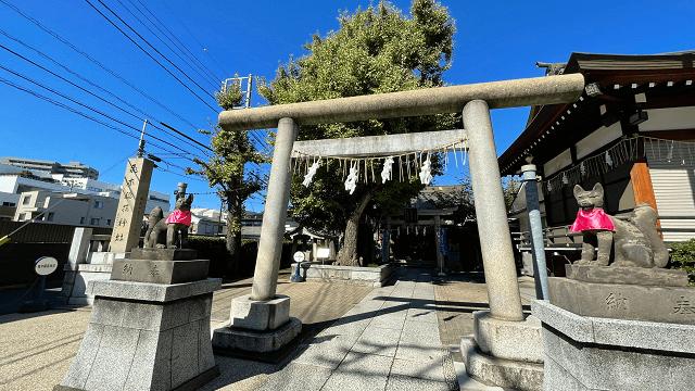 飛木稲荷神社に参拝へ|御朱印の種類や例大祭の内容も紹介